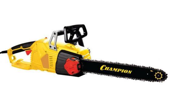 Пила цепная CHAMPION 324N 2400Вт шина 18 цепь 3/8-1.3мм-62 пила цепная champion 324n