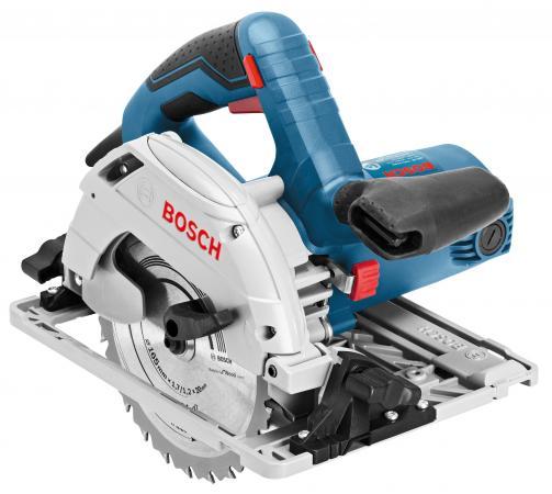 Циркулярная пила Bosch GKS 55+ GCE 1350 Вт 165мм циркулярная пила bosch gks 10 8 v li
