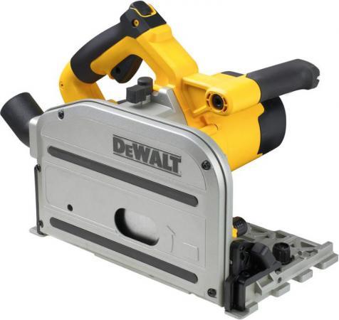 Пила циркулярная DeWALT DWS520K 1300Вт 1750-4000об/мин 165x20мм 60мм в кейсе ПОГРУЖНАЯ цена