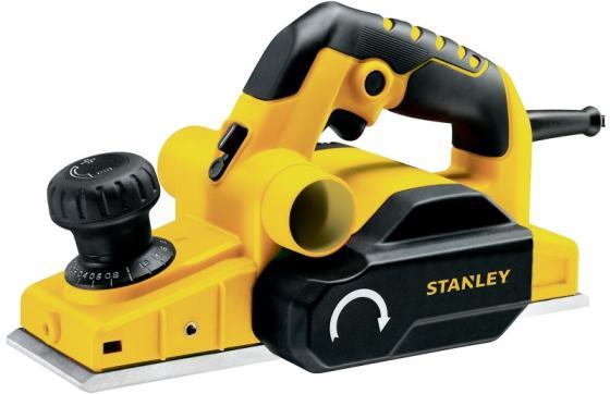 Рубанок STANLEY STPP7502-B9 750Вт 16500об/мин рез2мм нож82мм 2.8кг