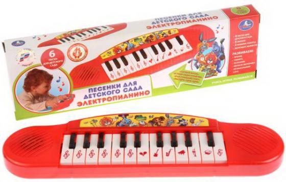 Электропианино УМКА Песни для детского сада