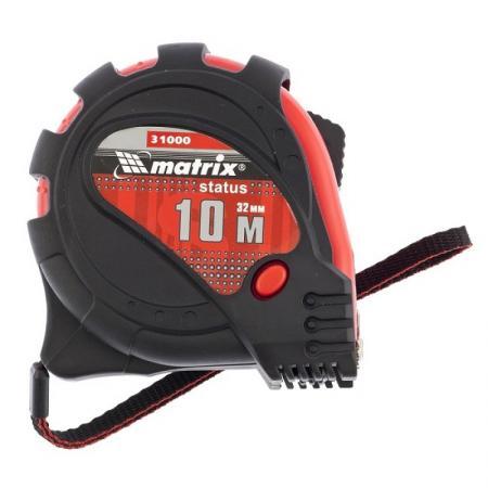 Рулетка Matrix 31000 10мx32мм рулетка matrix 31002