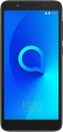 Смартфон Alcatel 1X 5059D серый 5.3 16 Гб LTE Wi-Fi GPS 3G 5059D-2AALRU1 смартфон alcatel u5 hd 5047d черный 5 8 гб lte wi fi gps 3g