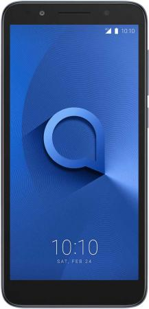 Смартфон Alcatel 1X 5059D синий 5.3 16 Гб LTE Wi-Fi GPS 3G 5059D-2BALRU1 смартфон fly fs523 cirrus 16 lte black