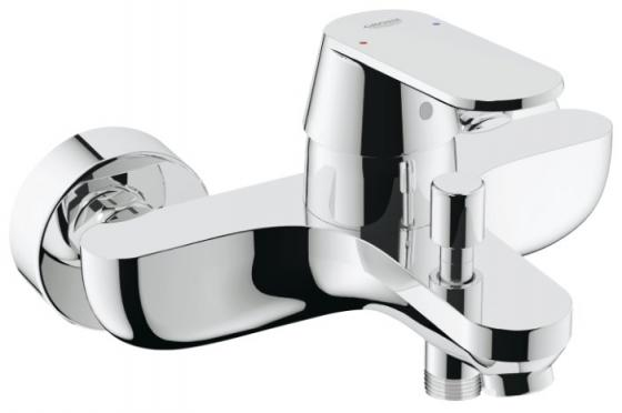 Смеситель для ванны с душем GROHE EUROSMART COSMOPOLITAN 32831000 хром смеситель для ванны с душевой лейкой grohe eurosmart 33300002 для ванны с душем