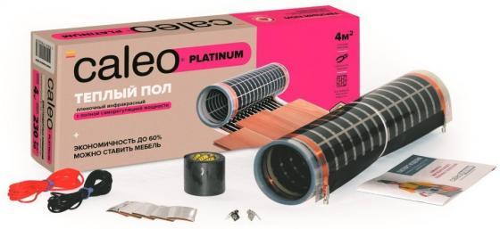 Теплый пол CALEO PLATINUM 50/230-0,5-4,0 пуск.мощность 230Вт/м2, ширина пленки:0.5м, площадь:4 кв.