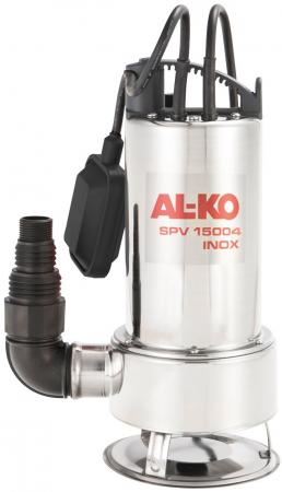 Насос погружной AL-KO 113116 SPV 15004 INOX электрический привод 1100Вт 15000л/час G 1.547.8мм насос погружной al ko drain 15000 inox 1100вт 15000л ч