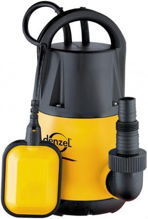 Насос DENZEL DP900 дренажный 900Вт подъем 8.5м 14000л/ч песочный фильтрующий насос intex krystal clear 8000л ч 26648