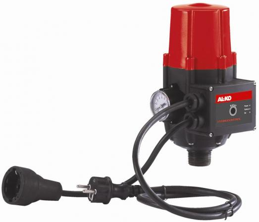 Гидроконтроллер AL-KO 112478 автоматический блок управления поверхностный насос al ko jet 3000 inox