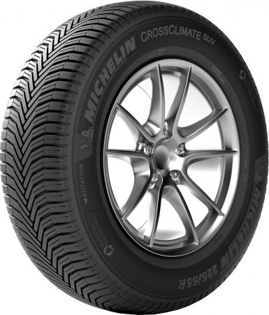 Мишелин 225/55/18 V 98 CROSSCLIMATE SUV michelin crossclimate suv 235 50 r18 101v