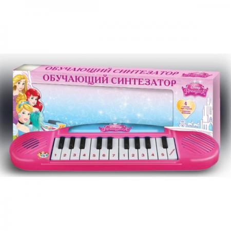 """ПИАНИНО """"УМКА"""" ДИСНЕЙ. ПРИНЦЕССЫ. ОЗВУЧ., РУССИФИЦ. (6 ПЕСЕН, 13 КЛАВИШ) В КОР. 33*10СМ в кор.2*42шт умка пианино дисней софия"""