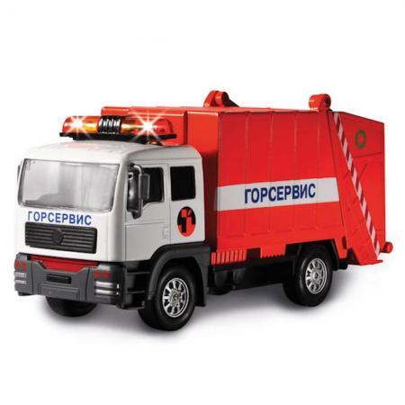 Мусоровоз Технопарк Горсервис оранжевый CT-1223G внутриканальные наушники campfire audio andromeda green