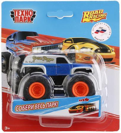 """Джип Технопарк """"Джип. Road Racing"""" цвет в ассортименте"""