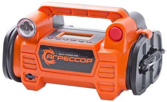 Компрессор AUTOPROFI AGR-40 Digital цифровой агрессор 5 в 1 жк дисплей тест акб и ген-ра фонар измеритель агрессор agr test 31 цифровой тестер акб