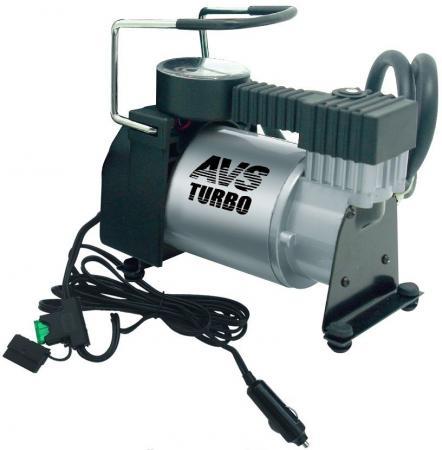 Компрессор AVS Turbo AVS KA580 12В 14А 150Вт 10атм 40л/мин -35С+80С 1.9кг полироль avs avk 080 матовая 125мл a78710s