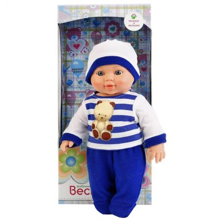 Кукла ВЕСНА МАЛЫШ 16 30 см В3102 кукла весна анна 4