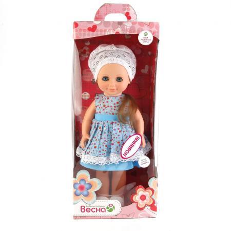 Кукла ВЕСНА АННА 28 44 см со звуком В3091/о кукла весна элла 9 со звуком в2957 о