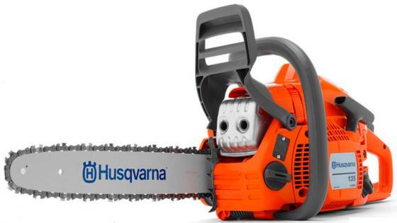 Бензопила HUSQVARNA 135 1.5кВт/2.0 л.с., X-TORQ, 16, 3/8, H37, 3/8mini, 1.3мм бензопила husqvarna 240 16 3 8 h36 доп цепь 967326001