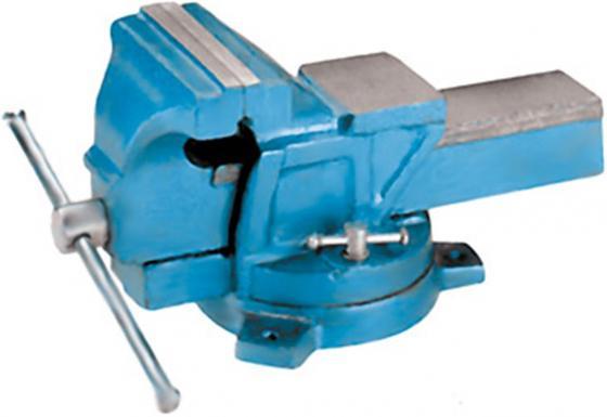 Тиски FIT 59715 станочные, поворотные 150 мм ( 11 кг.) двухосевые станочные тиски wilton amv sp 150 wi11707eu