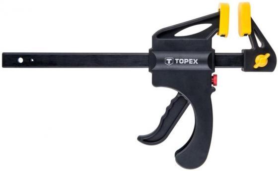 Струбцина TOPEX 12A575 автоматическая 750x60мм цена