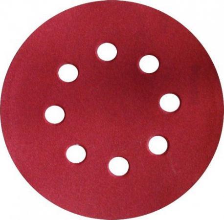 Круг шлифовальный ЭНКОР 20206 125мм P180 набор 5 шт цена за комплект набор инструментов энкор 57054