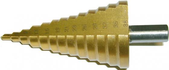 Сверло по металлу SKRAB 30164 ступенчатое 4-38мм 13ступ.TiN фильтр skrab 50278