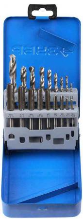 Набор инструментов ЗУБР 28115-H18 эксперт с металлореж. инструментом в метал. боксе 18пред. цена