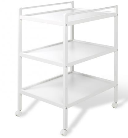 Стол для пеленания Alisa, натуральный/белый стол geuther детский игровой стол geuther bambino белый натуральный
