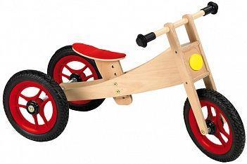 Беговел трехколёсный Geuther Bike бежевый 2970 geuther fresh