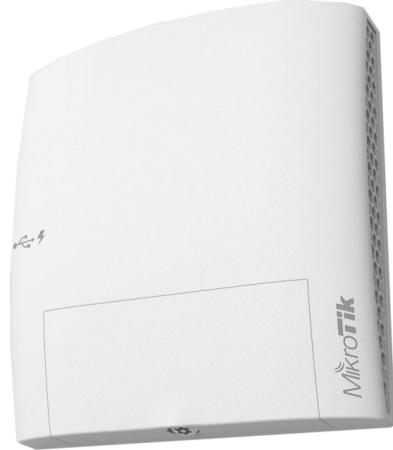 Точка доступа MikroTik wsAP ac lite 802.11aс 2.4 ГГц 5 ГГц 3xLAN USB белый RBwsAP-5Hac2nD точка доступа mikrotik rbwsap 5hac2nd wsap ac lite with 650mhz cpu 64mb ram 3xlan built in 2 4ghz 802 11b g n two chain wireless with integrated an