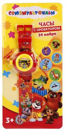 """Часы наручные электронные Умка """"Союзмультфильм"""" разноцветный в ассортименте B1266129-R8 цена"""