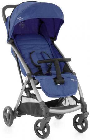 Фото - Прогулочная коляска Oyster Atom (oxford blue) коляска прогулочная everflo safari grey e 230 luxe