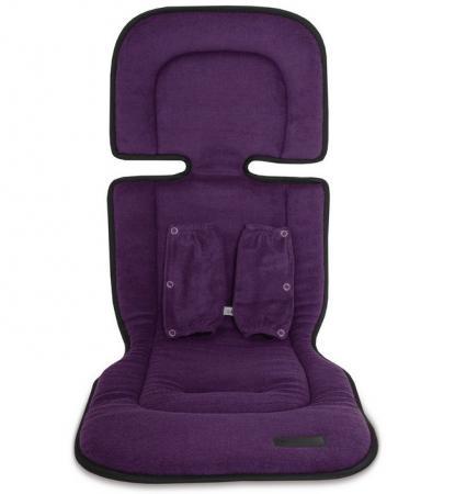Вкладыш для коляски X-Pad Purple mini eggplant style memo pad note paper purple 150 page
