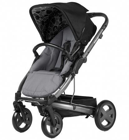 Коляска детская X-Lander X-Cite Сarbon black
