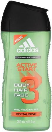 adidas Active Start гель муж 250мл