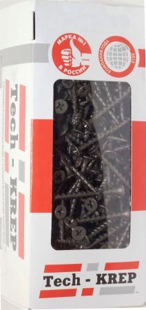 Саморез Tech-Krep 102119 19ммx3.8 мм 200шт саморез гвл tech krep 3 9 30 гвл 0 5кг 125371