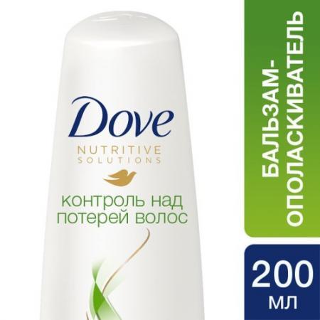 DOVE HairTherapy Бальзам-ополаскиватель Контроль над потерей волос 200мл все цены