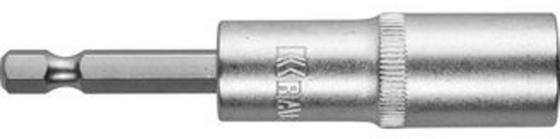 Головка KRAFTOOL EXPERT 26396-12 удлиненная Cr-V E 1/4 12мм мельница для перца anna pepper чёрная