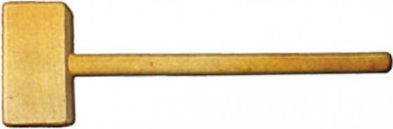 Киянка FIT 45602 деревянная 120мм киянка fit 45455