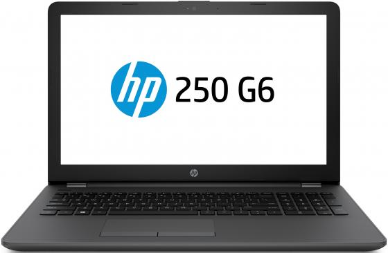 "HP 250 G6 Core i3-7020U 2.3GHz,15.6"" HD (1366x768) AG,4Gb DDR4(1),500Gb 5400,DVDRW,31Wh,2.1kg,1y,Dark,Win10Pro цена и фото"