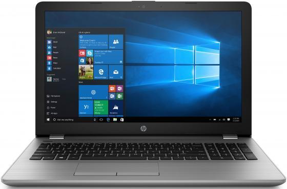 """HP 250 G6 Core i3-7020U 2.3GHz,15.6"""" HD (1366x768) AG,4Gb DDR4(1),500Gb 5400,DVDRW,31Wh,2.1kg,1y,Silver,Win10Pro цена и фото"""