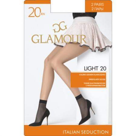 GLAMOUR Носки Light 20 miele lara glamour lr02 570