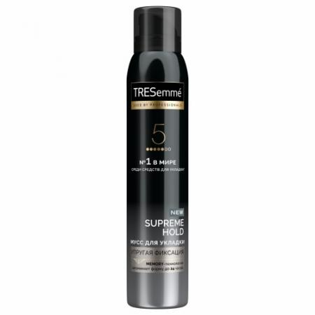 Tresemme мусс для укладки волос сильная фиксация 200 мл