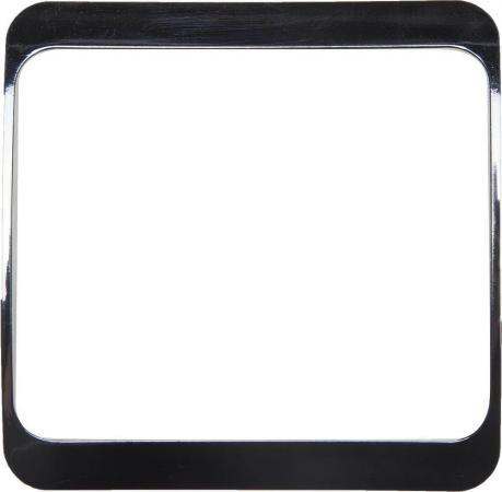 Рамка СВЕТОЗАР SV-54163-S гамма декоративная серебряный звонок электрический с кнопкой светозар аккорд 58036