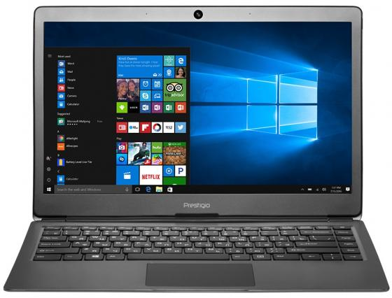 "Ноутбук Prestigio Smartbook 133S 13.3"" 1920x1080 Intel Celeron-N3350 32 Gb 3Gb Intel HD Graphics 500 коричневый Windows 10 Home GPPSB133S01ZFP_DG_CIS ноутбук prestigio smartbook psb116a01bfw 11 32 gb wi fi blue"