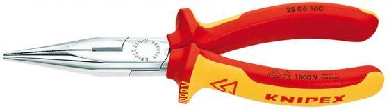 Утконосы KNIPEX KN-2506160 с резцом 1000V контактная гильза knipex kn 979945