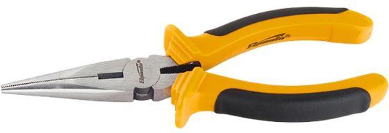 Утконосы SPARTA 17169 длинногубцы comfort 200мм прямые шлифованные двухкомпонентные рукоятки длинногубцы прямые 180 мм двухкомпонентные рукоятки сибртех