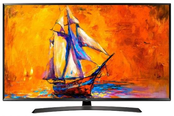 Телевизор 49 LG 49LK6000PLF серый 1920x1080 50 Гц Wi-Fi Smart TV USB RJ-45 телевизор 49 lg 49lj515v черный 1920x1080 50 гц usb