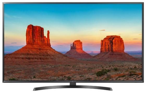 Фото - Телевизор 49 LG 49UK6450PLC черный 3840x2160 50 Гц Wi-Fi Smart TV RJ-45 Bluetooth телевизор 55 lg 55uk6300plb черный 3840x2160 50 гц wi fi smart tv rj 45 bluetooth