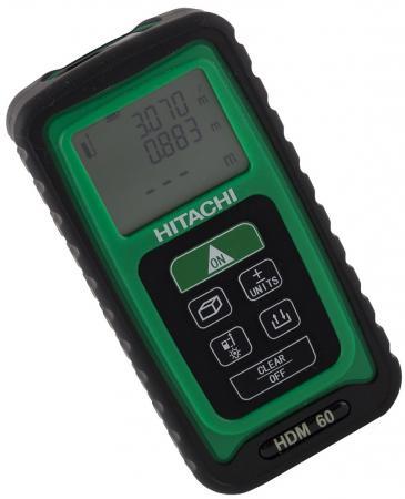 Дальномер Hitachi HDM60 60 м hitachi m12v2